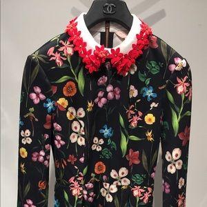 2ae1e5dbd452ab Ted Baker London Dresses - Ted Baker TILLENA Hampton Court Appliqued Collar
